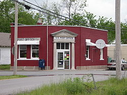 US Post Office, Avilla, Missouri