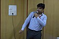 Ayan Choudhury - Workshop - Bengali Wikipedia Typing and Editing - Bengali Wikipedia 10th Anniversary Celebration - Jadavpur University - Kolkata 2015-01-09 2730.JPG