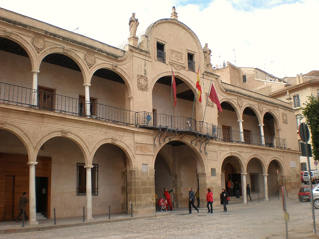File ayuntamiento de lorca2 jpg wikimedia commons - Lorca murcia fotos ...