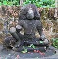 Ayyappa Idol at Mridngasaileswari temple.jpg