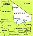 Azawad map-hungarian.jpg