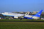 B-5656 - Xiamen Airlines - Boeing 737-85C(WL) - TAO (15190214135).jpg