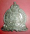 BADGE - Canada - ON - City of Fort William Police (defunct 1970)(Kings Crown) (7935932452).jpg