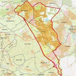 Lijst Van Woonplaatsen In Limburg Nederland Wikipedia