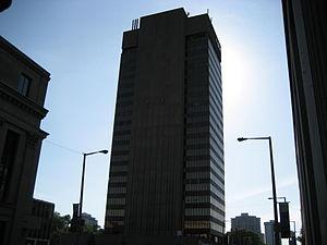 BDC Building - Image: BDC Building Hamilton