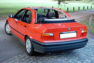 Karosserie Baur - A BMW BAUR Landaulet TC4.