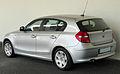 BMW 1er (E87) Facelift rear 20100718.jpg