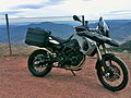 BMW F800GS Australian Great Dividing Range.jpg