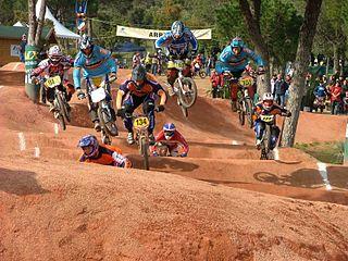 BMX racing