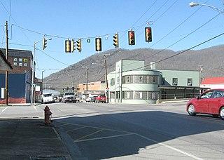 Big Stone Gap, Virginia Town in Virginia, United States