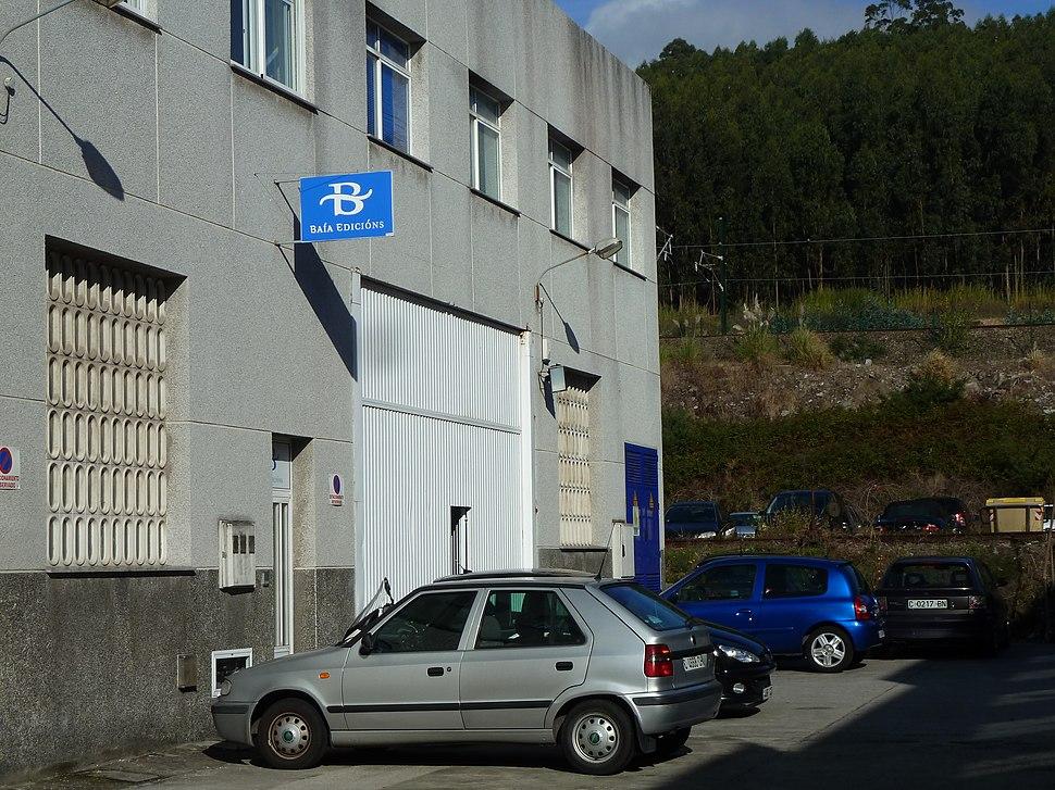Baía Edicións, POCOMACO, A Coruña