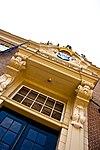 foto van Groeneveld: hoofdgebouw