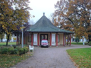 Kamp (Bad Doberan) - The Red, or Little, Pavilion