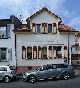 Ritterstraße in Bad Vilbel