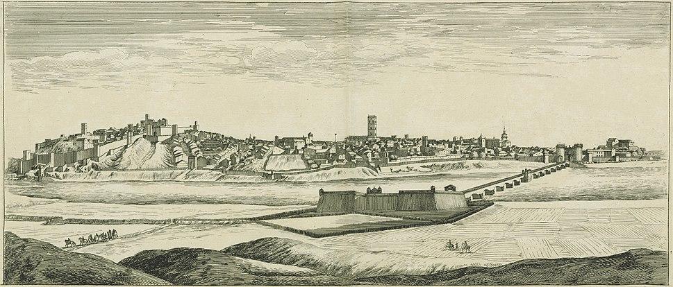 Badajoz 16xx