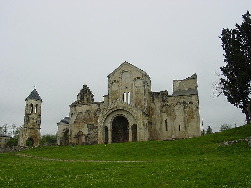 Bagrati Cathedral 01