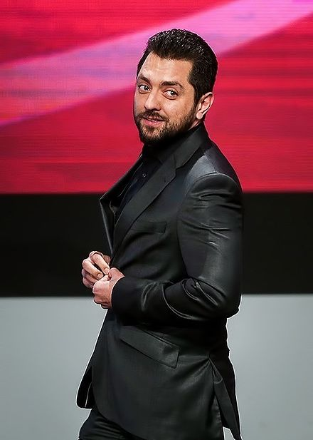 Bahram Radan at the 35th Fajr Film Festival Bahram Radan.jpg