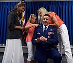 Bailey promoted to colonel (42870344095).jpg