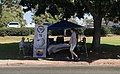 Balboa Park San Diego CA USA Wiki Public Outreach Booth Event - Near Future Comic Con Museum 01.jpg