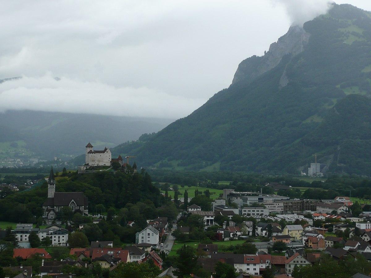 Px Balzers In Liechtenstein Im Rheintal Panoramio