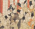 Ban Dainagon Ekotoba - People watching fire 7.jpg