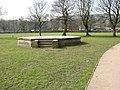 Bandstand base Nuttall park - geograph.org.uk - 378291.jpg