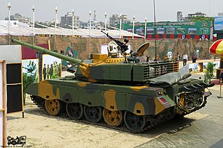 Type 59 Durjoy Bangladesh main battle tank