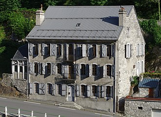 Barèges - Traditional Pyrenees house in Barèges
