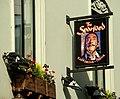 Bar sign, Belfast - geograph.org.uk - 796814.jpg