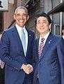 Barack Obama and Shinzō Abe in 2018 (1).jpg