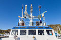 Barco Vikingur II, Puerto de Vestmannaeyjar, Heimaey, Islas Vestman, Suðurland, Islandia, 2014-08-17, DD 022.JPG