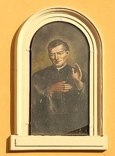 Agostino Roscelli Italian Priest