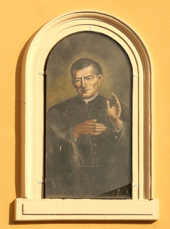 Bargone-dipinto Agostino Roscelli