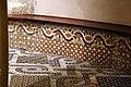 Bari, san nicola, interno, cripta, mosaico pavimentale cosmatesco 03.jpg