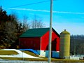 Barn and a Silo - panoramio.jpg