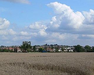 Barwell Human settlement in England