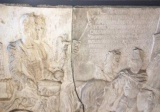 Le Triomphe de Tétricus (2000.33.1)