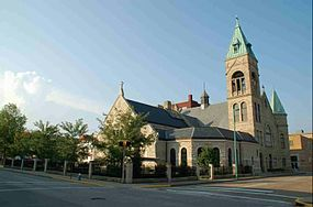 Basilica of the Co-Cathedral of the Sacred Heart - Charleston, WV.jpg