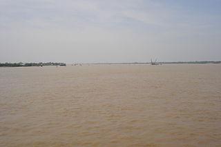 Bassac River river
