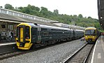 Bath Spa - GWR 158798 and 166208.JPG