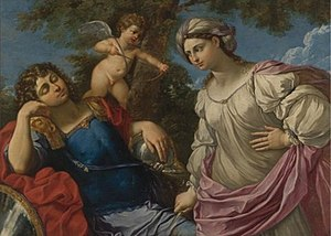 Giovanni Battista Ruggieri - Image: Battistino del Gessi Rinaldo y Armida