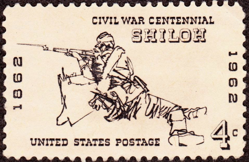 Battle of Shiloh2 1962 Issue-4c