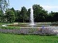 Bayreuth Universitätsstrasse, Springbrunnen, 14.06.07.jpg