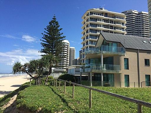 Beach Houses, Main Beach, Queensland 03
