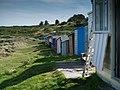 Beach huts at Hopeman. - panoramio (1).jpg