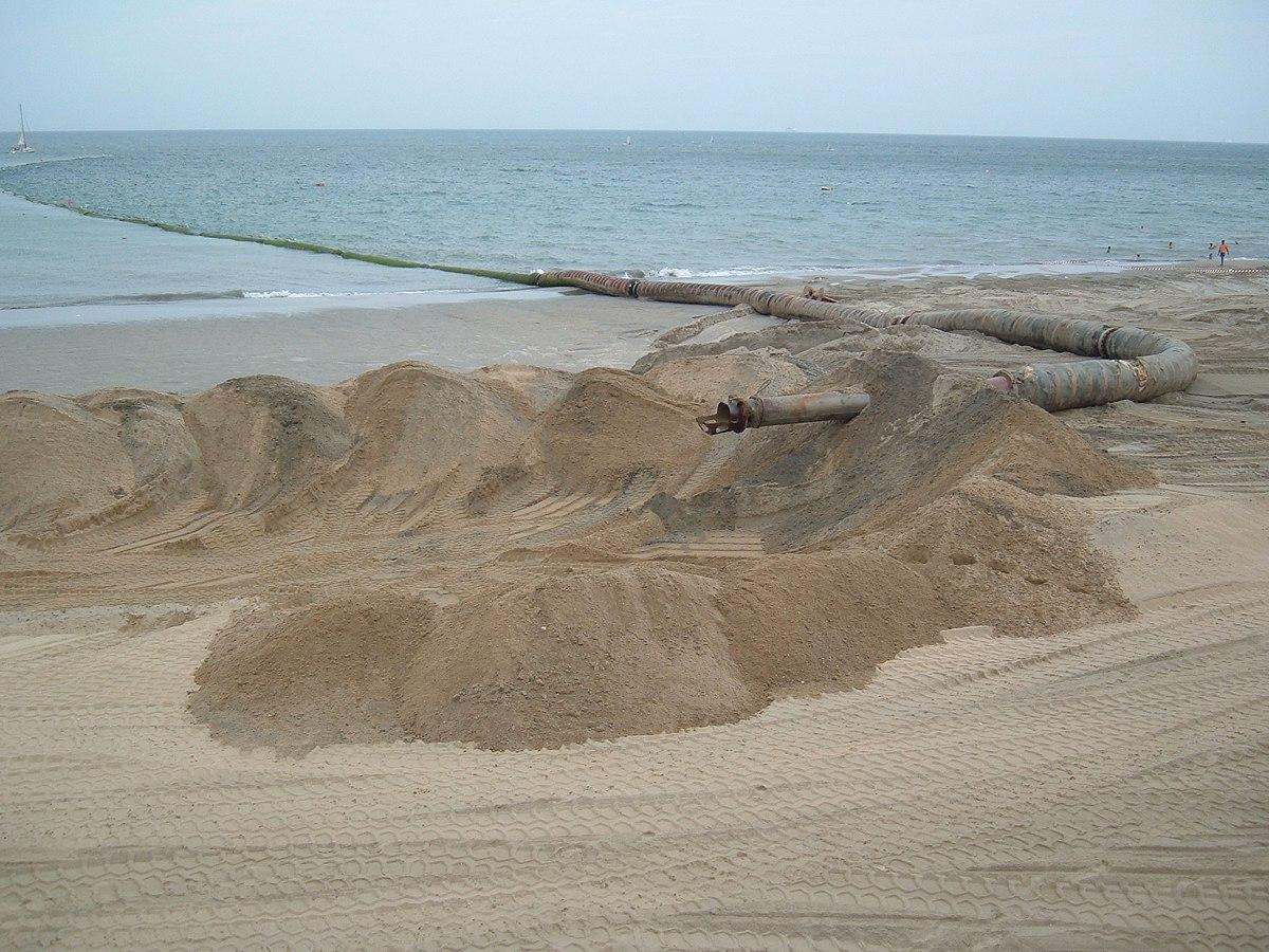 Beach Dredging Florida