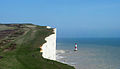 Beachy Head and Lighthouse, East Sussex, England - April 2010 edit.jpg
