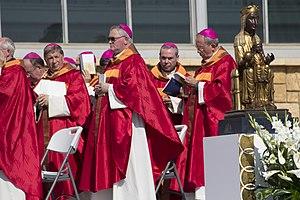 522 Spanish Martyrs - The ceremonies were held by Cardinal Angelo Amato in Tarragona, Spain