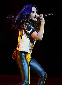 Becky G performing in December 2013 in Chicago alt.jpg
