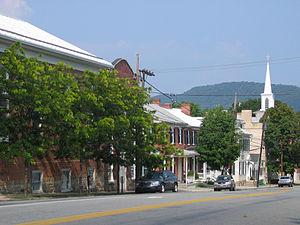 Bedford, Pennsylvania - East Penn Street